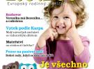 Článek o pasivním sedu v časopise Rodiče