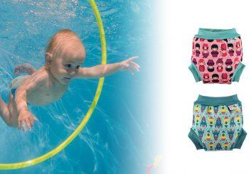 Co jste vždy chtěli vědět o bazénech a kojeneckém plavání, a báli jste se zeptat + soutěž