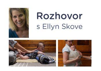 """""""Tummy Time"""" / """"Čas na bříško"""" – rozhovor s Ellyn Skove"""