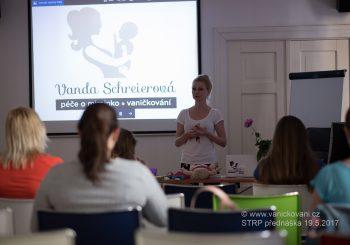 Světový týden respektu k porodu – Přednáška Praha 19.5.2017