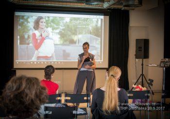 Světový týden respektu k porodu – přednáška Plzeň 20.5.2017
