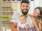 Jak držet miminko – článek v časopise Rodiče