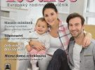 Masáže miminek – článek v časopise Rodiče